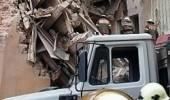 В Волгограде обрушилось семейное общежитие